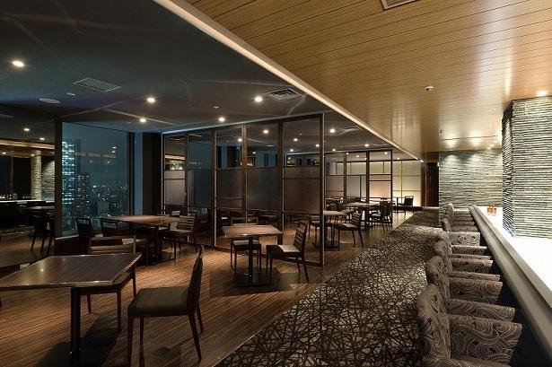 新宿の豪華な夜景を見ながらの食事は、デートやちょっと奮発した女子会はもちろん、ビジネス会食にも最適
