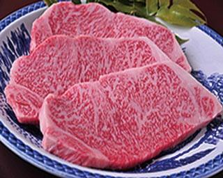 ジューシーで香ばしい 日本3大和牛のステーキ重