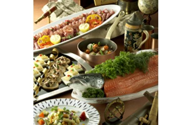 北欧料理が満載(写真はイメージ)