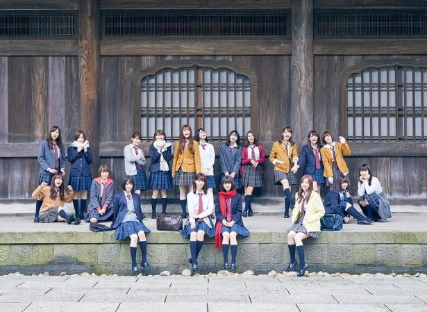 ことし、西野七瀬が主演を務めた映画「あさひなぐ」の主題歌「いつかできるから今日できる」をリリース