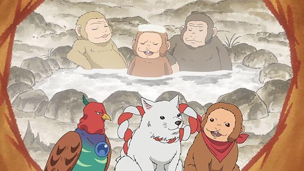 「鬼灯の冷徹 第弐期」第12話の先行カットが到着!