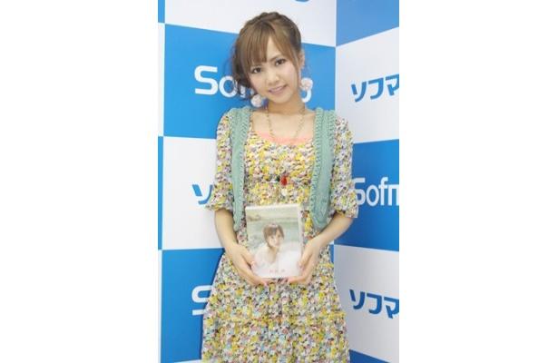 DVD「Yui Of Heart」を発売した佐藤唯