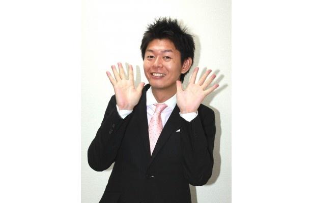 """「さんまのお笑い向上委員会」では、手相や生年月日を基に出演者全員の運気を占う芸人兼占い師・島田秀平が""""来年運が悪い芸人""""を発表した"""
