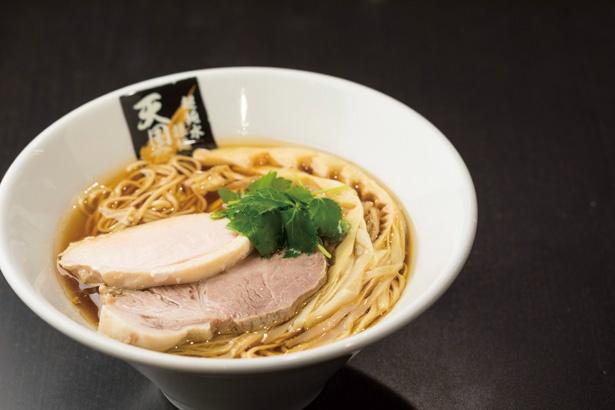 「鶏醤油(淡口)」は素材のよさと丁寧な味作りが旨さの決め手