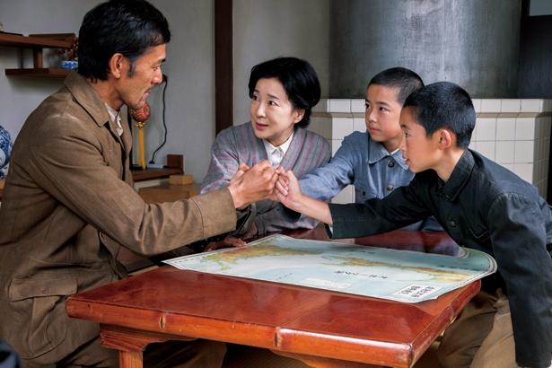 【写真を見る】『北の桜守』では吉永小百合の夫役として登場