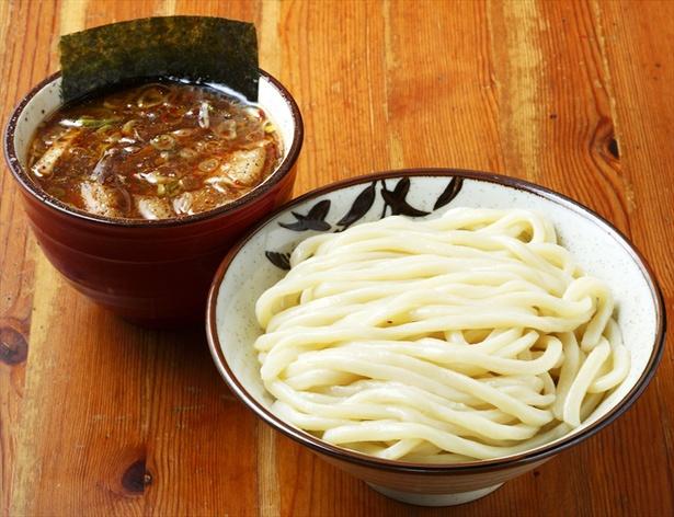「つけめん」(800円)/自家製麺 くをん