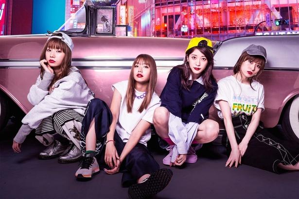 2017年12月27日にニューアルバム『GIRLS POWER』をリリースするSILENT SIREN