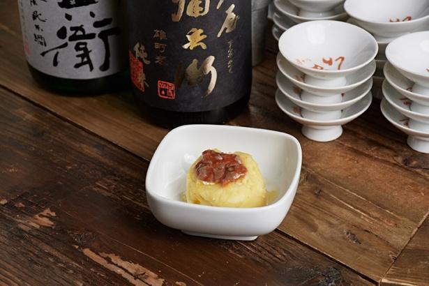 1番人気の「ポテトサラダ」(500円)