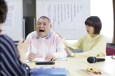 困惑から逃げようとする僧侶(内山信二)に、一美(松井玲奈)がマジギレ!?