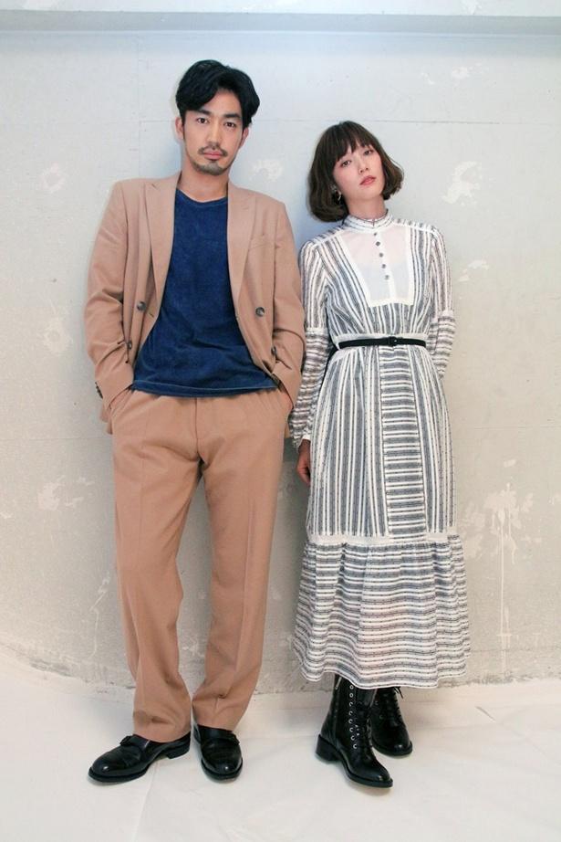 【写真を見る】初共演の大谷と本田が、互いの印象を明かした