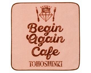 本日オープン!東方神起初のカフェ企画「Begin Again Cafe」が名古屋で始動