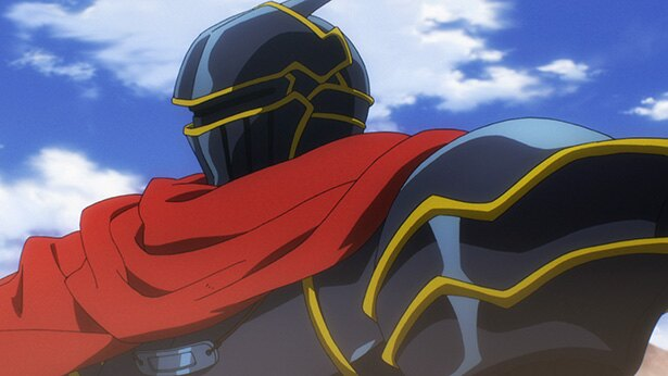 1月アニメ「オーバーロード2」第1話の先行カットが到着。最凶の大魔法使いアインズ・ウール・ゴウンが再び!