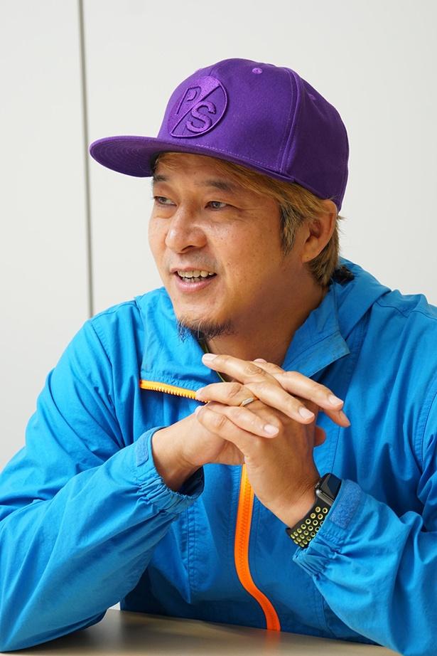 ゼネラルプロデューサー・藪木健太郎●1971年生まれ、三重県出身。「THE MANZAI」を担当するほか、1/1(月)放送の「第51回爆笑ヒットパレード2018」(共にフジ系)も担当