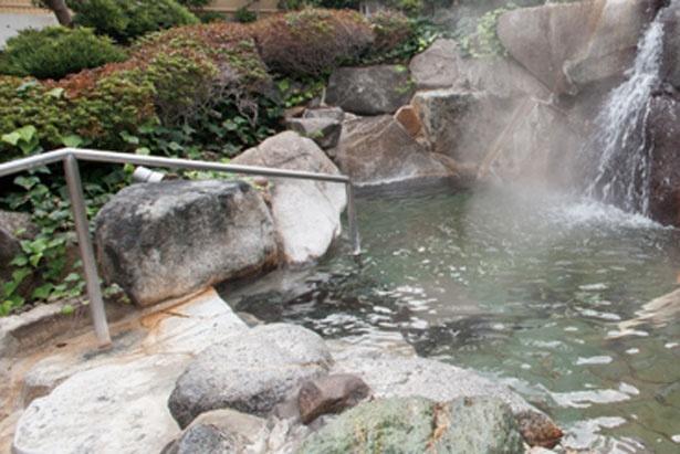 「隠れ湯」/天然大和温泉 奈良健康ランド