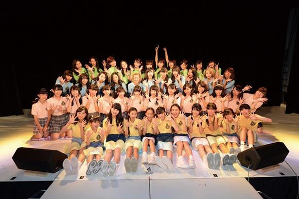 【写真】Shibu3Project●プラチナムプロダクションの小~高校生によるプロジェクト。2018年3/21(水)に「シブサンフェス」開催