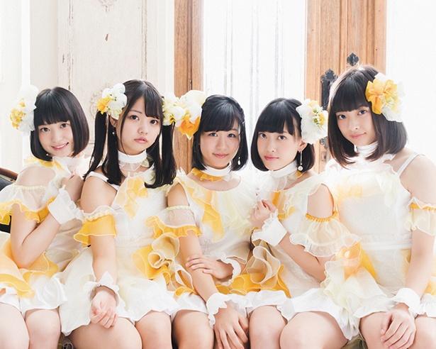 Shine Fine Movement●日本コロムビア初のアイドルレーベル第3弾メジャーデビューグループ。12/13にデビュー曲を発売した