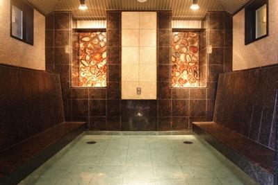 「漢方スチームサウナ」/彩都天然温泉 すみれの湯