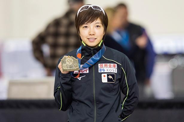 小平奈緒(こだいらなお)=スピードスケート●1986年5月26日生まれ、長野県出身。初出場だった2010年バンクーバー五輪では女子チームパシュートで銀メダルを獲得