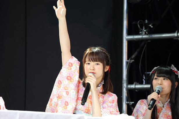 仙台で「温泉むすめ」×イーグルスコラボイベント、キャスト陣の野球知識やいかに……?