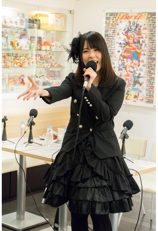 佐々木望の「ウィ、カノン」は絶品!岡本麻弥の自主企画プロジェクトCD第2弾イベントレポート