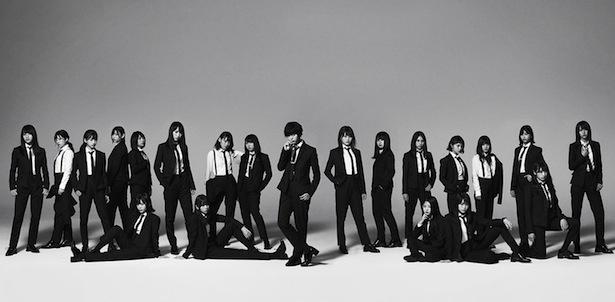 「第68回NHK紅白歌合戦」のリハーサルに欅坂46が登場