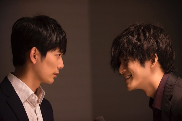【写真を見る】平岡祐太が見どころとして挙げた松坂桃李と対峙するシーン