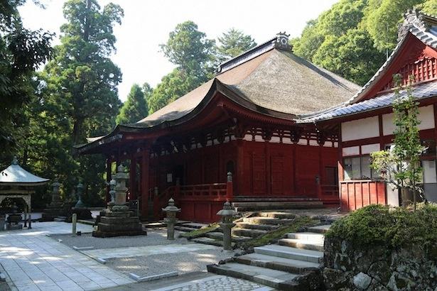 朝熊岳金剛證寺(あさくまだけこんごうしょうじ)は、オプショナルツアーとして紹介
