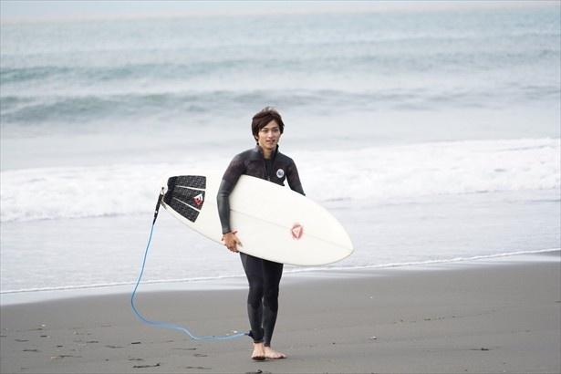 「しろときいろ」でヒロイン・夏海(川口春奈)の幼なじみを演じる横浜流星