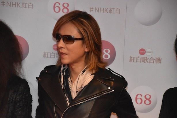 "X JAPANのYOSHIKIがドラムを""解禁""した"