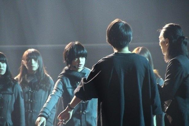 欅坂46・平手友梨奈の「僕は嫌だ」に注目