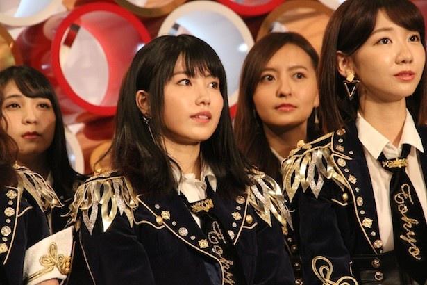 AKB48、リハーサルだが楽曲は「とりあえず」