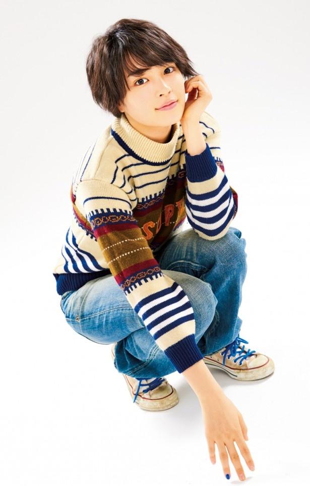 【写真を見る】10代最後の連続ドラマに挑む広瀬すず。「anone」(日本テレビ系)は2018年1月10日(水)スタートだ