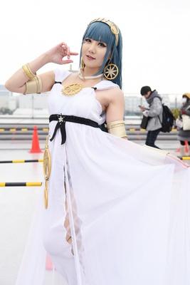 美人コスプレイヤー画像 in コミケ93 最終日 10/40