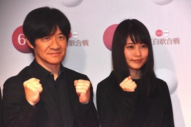 12月31日に放送された「第68回NHK紅白歌合戦」の視聴率が発表された