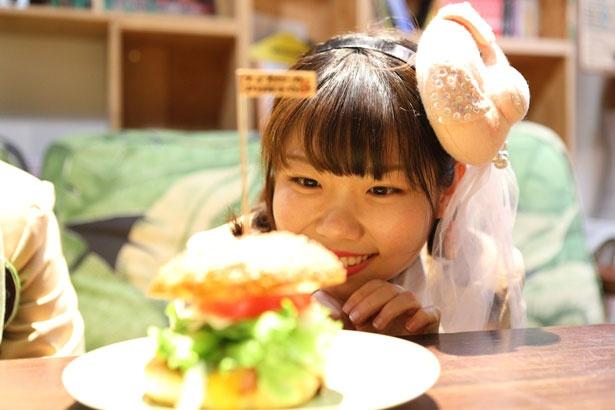 「早く食べたい!!!!」