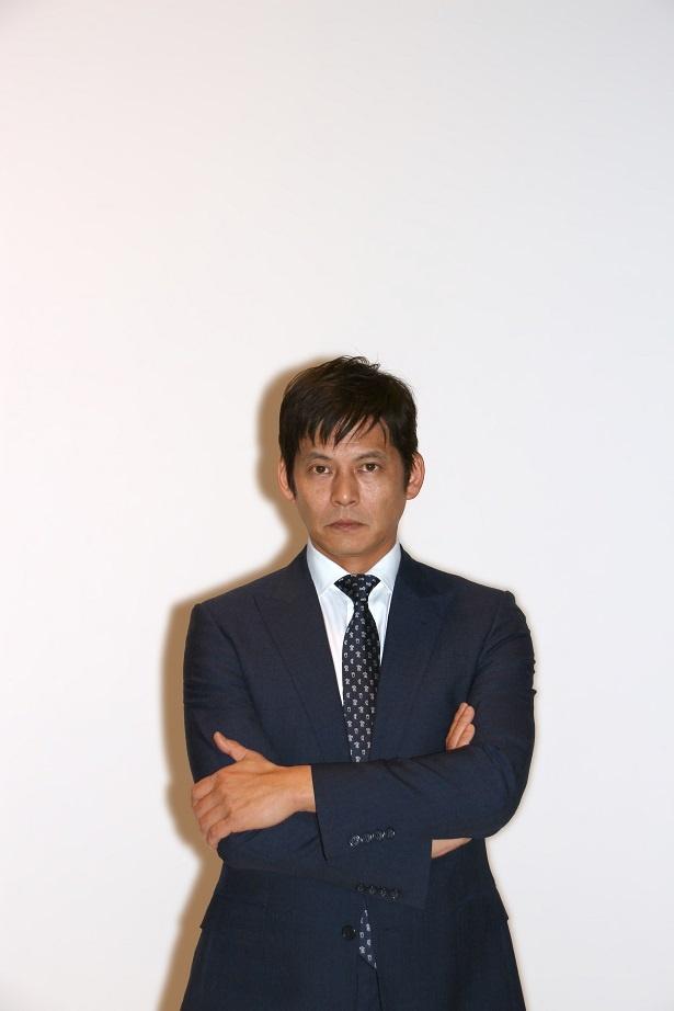 主人公・野崎修平を演じる織田裕二