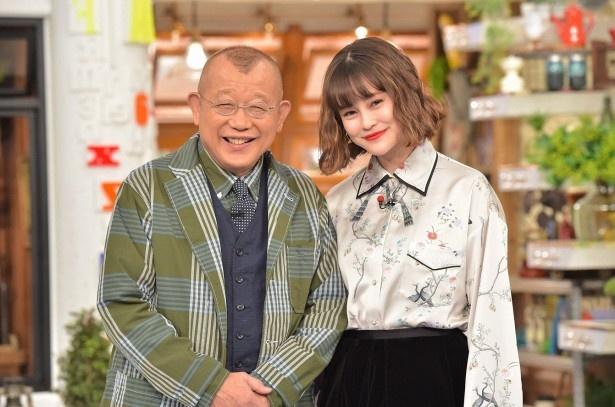 【写真を見る】次回1月19日は哀川翔がゲスト出演予定