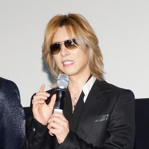 「ダウンタウンなう」にゲスト出演したYOSHIKI