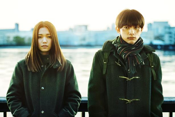 『リバーズ・エッジ』で吉沢亮は、『オオカミ少女と黒王子』(16)の二階堂ふみと再共演