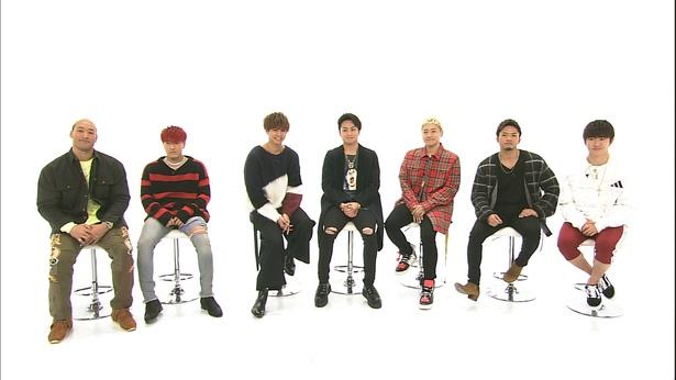 スタジオに集まったGENERATIONSのメンバーは自信満々な表情!?