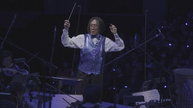 宮川彬良の指揮により、壮大な宇宙音楽が奏でられる