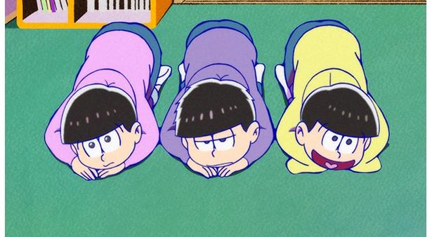 「おそ松さん 第2期」第14話の先行カットが到着!
