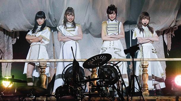 SILENT SIREN「すごい感慨深い」日本武道館公演をテレビ初放送!