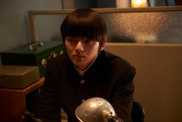 濱田が演じるモブの注目ポイントは「目」