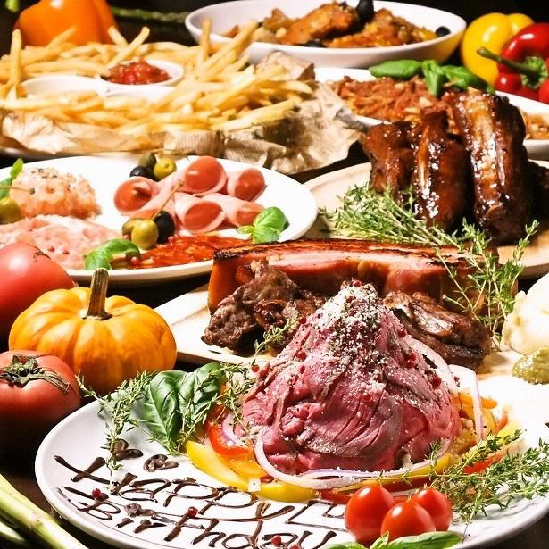 CONA豪徳寺・鹿島田新川崎店では、期間限定で「新年W食べ放題フェア」を実施する