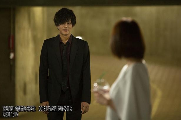 dTVオリジナルドラマ「不能犯」に、岸明日香が出演(1月19日金曜dTVにて配信)