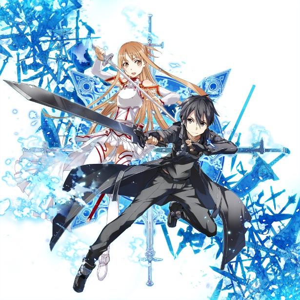 TVアニメ「SAO」に登場する剣を1/1サイズで再現したスマート・トイの発売が決定!