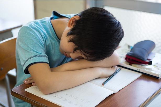 【写真を見る】朝食と学校の成績には、あまり関係がないそう