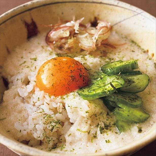 【関連レシピ】麦とろご飯