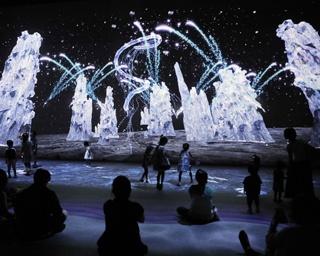11万人を動員した人気アート展「AQUARIUM BY NAKED」が東海エリア初上陸!